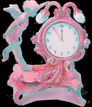cherub-clock-painting-taragh-bissett5